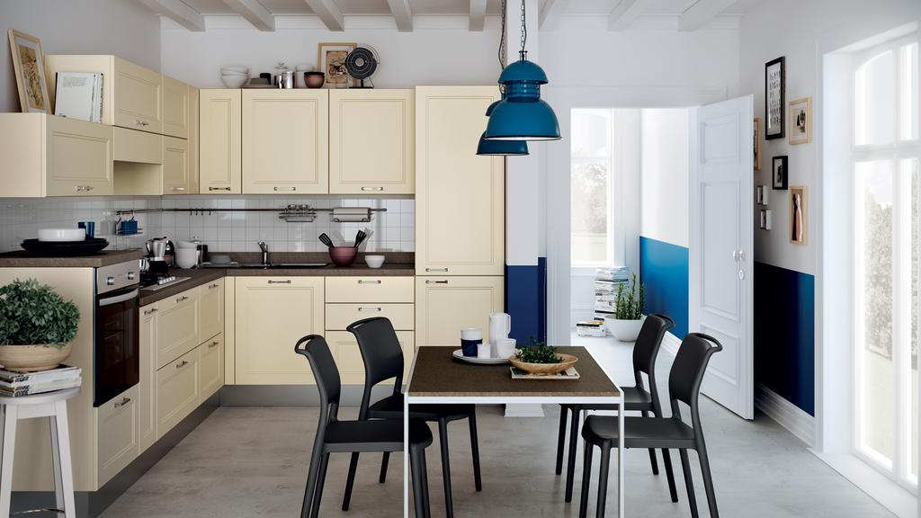 Кухня Colony, Scavolini