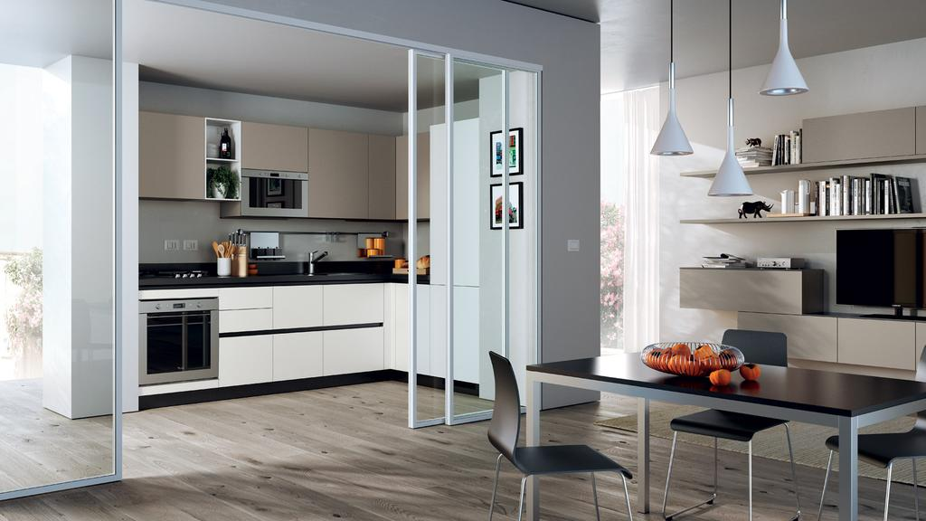 Кухня Evolution, Scavolini