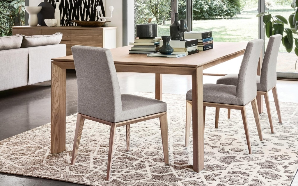 Calligaris Convoy. Calligaris Csll Baron Wooden Dining Table Italy ...