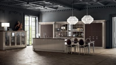 Кухня Exclusiva, Scavolini