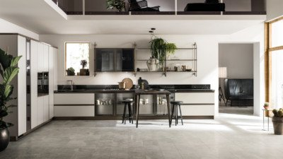 Кухня Diesel Open Workshop, Scavolini_1
