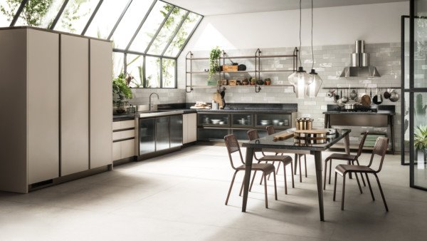 Кухня Diesel Open Workshop, Scavolini_2
